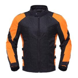 Motorcycle Armoured HIGH Protection Cordura Waterproof Jacket