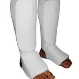 Cloth Shin Instep Guard for Sparring