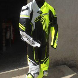Motorcycle Suits Men- Leather Suit